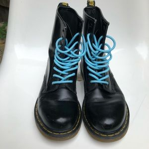 Classic Dr. Marten Leather Boots